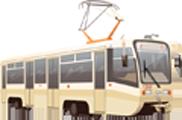 маршрут и расписание движения  трамвая