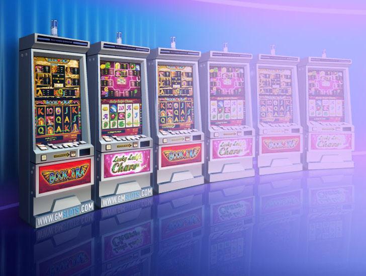Какие игровые автоматы доступны в тренировочном режиме