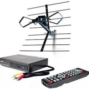 Оборудование для эфирного телевидения