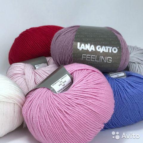 Увлекательный мир рукоделия с пряжей Lana gatto